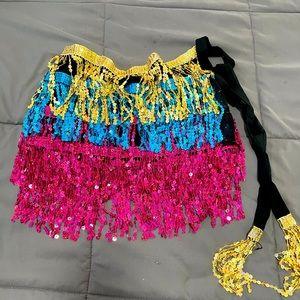 Festival Wrap Skirt